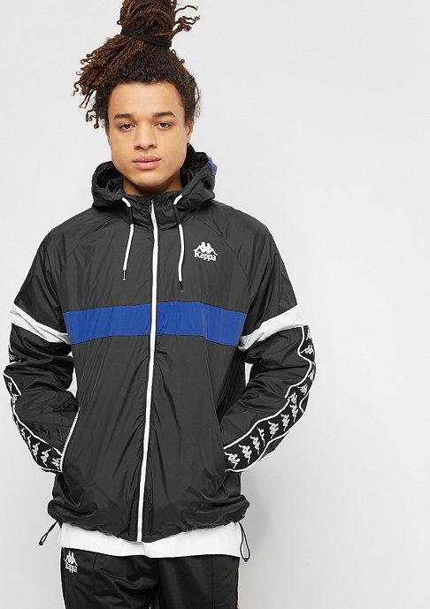 Kappa Authentic Carlos black/white/blue