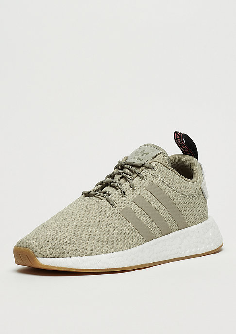 adidas NMD R2 tech beige/chalk white/trace cargo