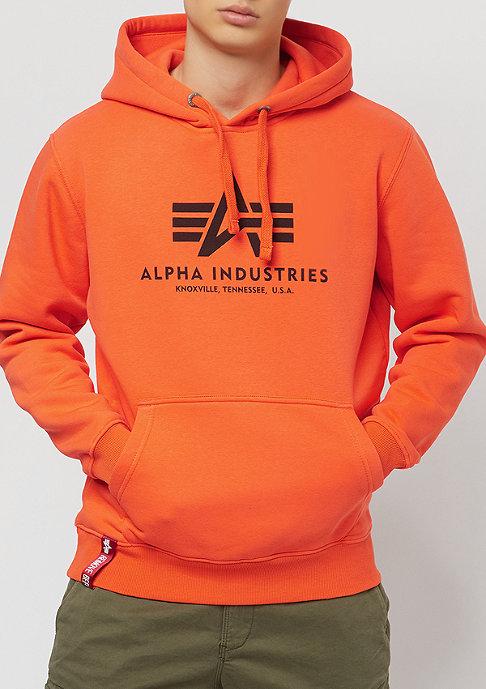 Alpha Industries Basic flame orange
