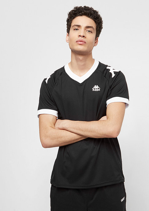 Kappa Authentic Ramzy black/white