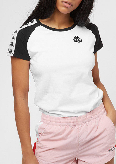 Kappa Authentic Apan white/black