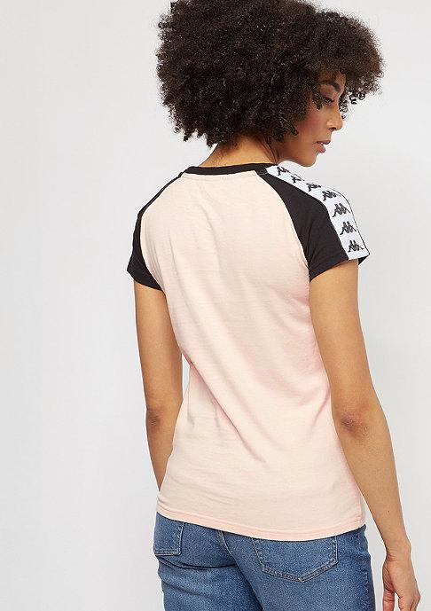 Kappa Authentic Apan pink peach/black