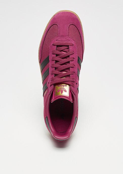 adidas Samba OG mystery ruby/core black/ gum