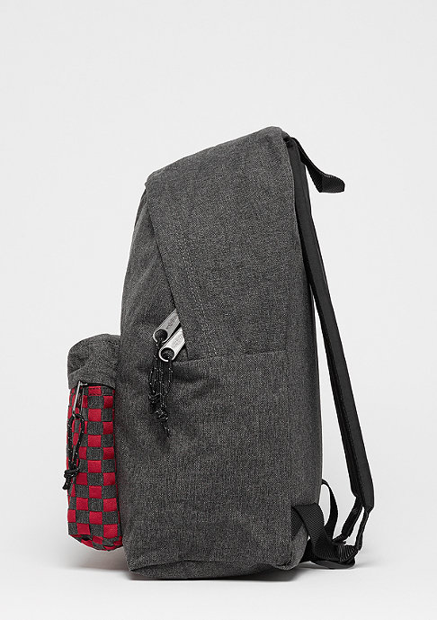 Eastpak Padded Pakr red weave