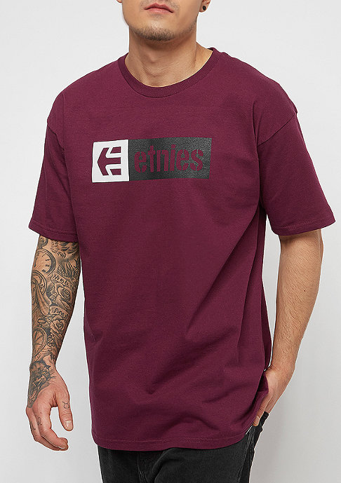 Etnies New Box burgundy