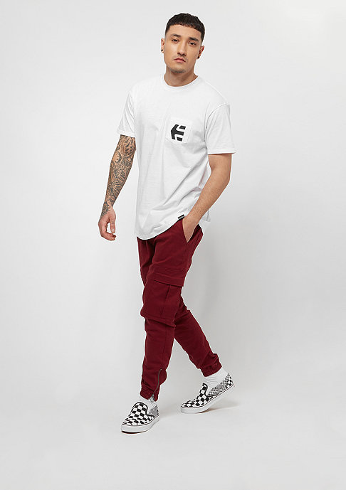 Etnies Icon Pocket white