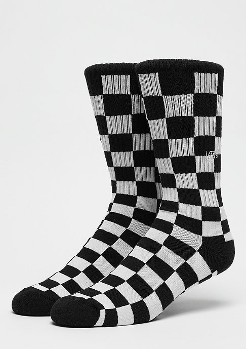 VANS Checkerboard II Crew black/white