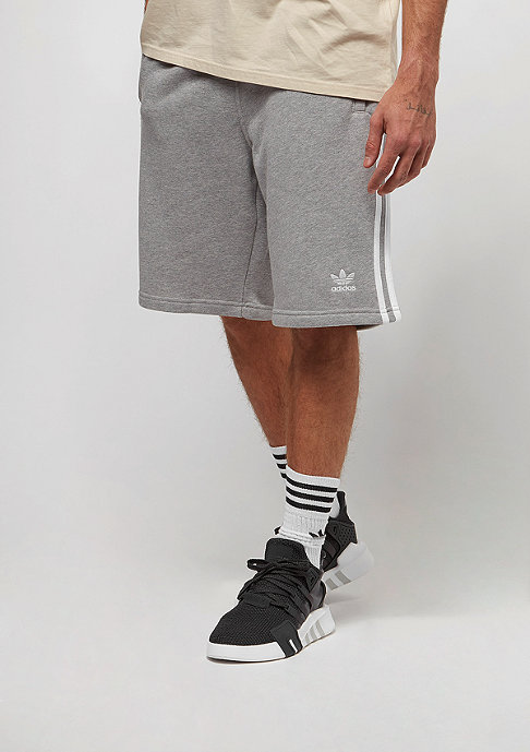 adidas 3-Stripes medium gray heather