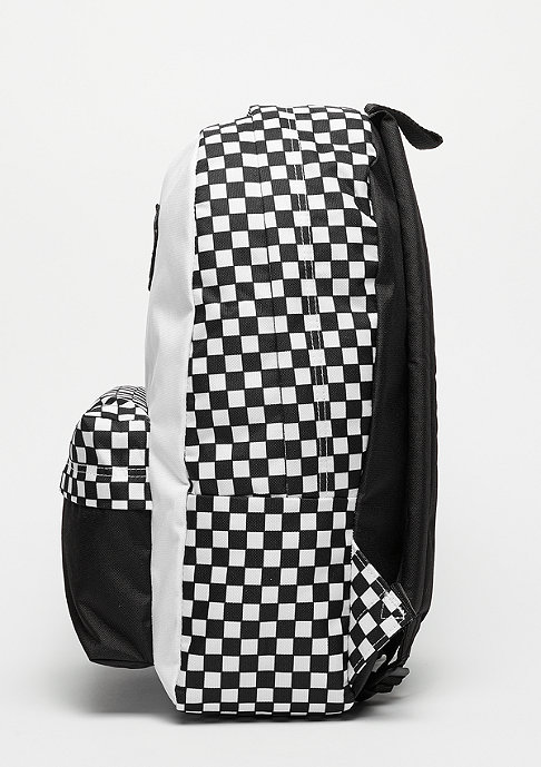 VANS Realm black/white checkerboard