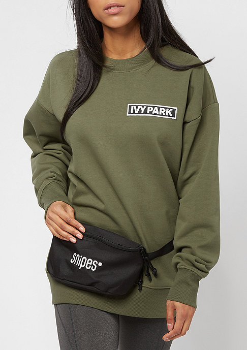 IVY PARK Badge Logo dark green