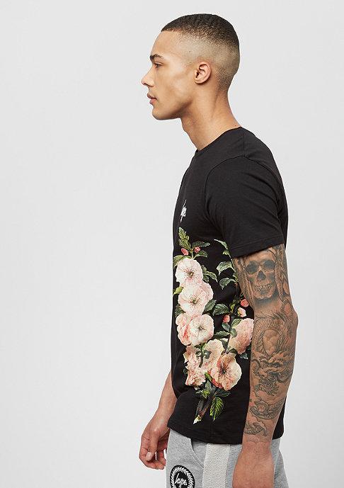 Hype Floral Side black