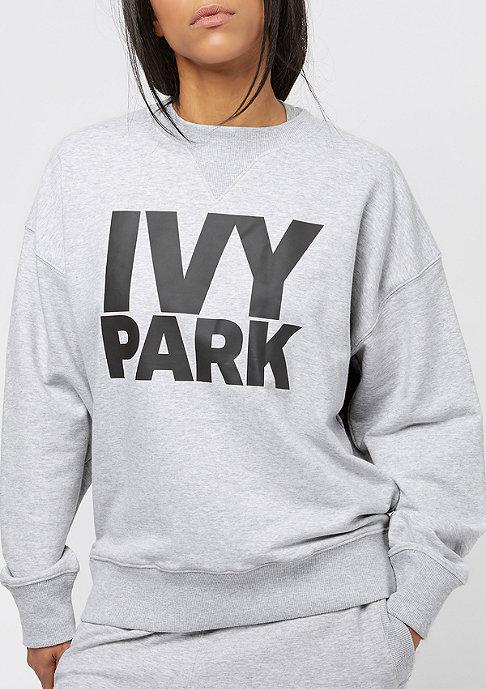 IVY PARK Programme Logo light grey marl