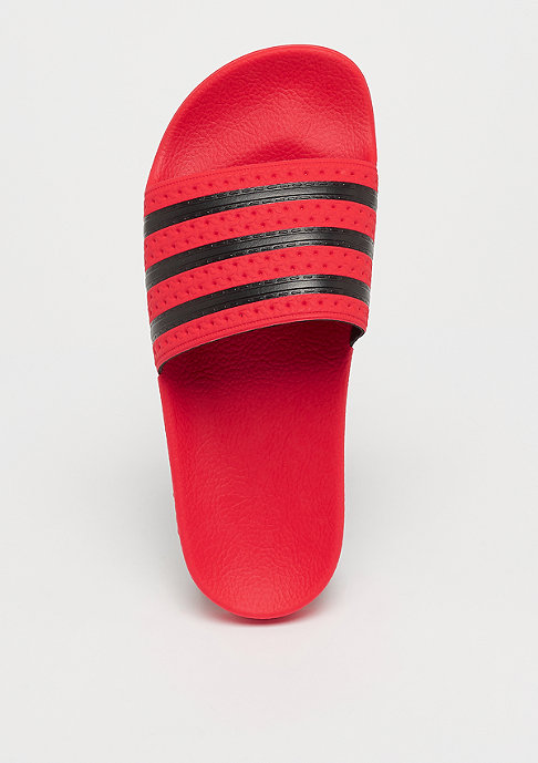 adidas Adilette real coral/core black/real coral