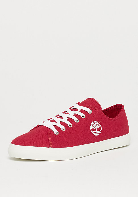 Timberland Newport Bay light red canvas