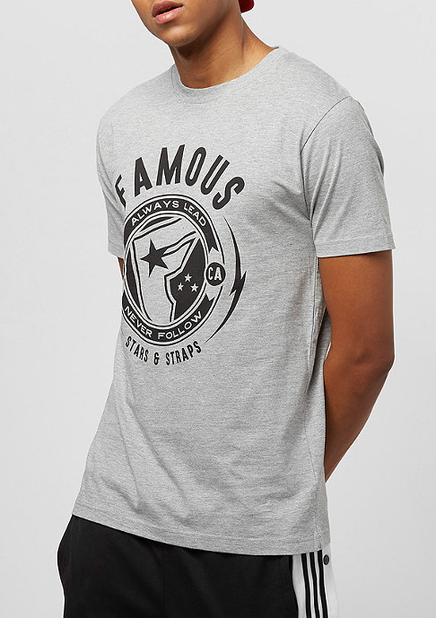 Famous Shocker heather grey