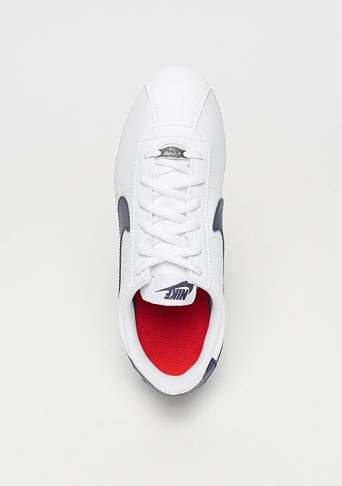 NIKE Cortez Basic SL (GS) white/neutral indigo-habanero red
