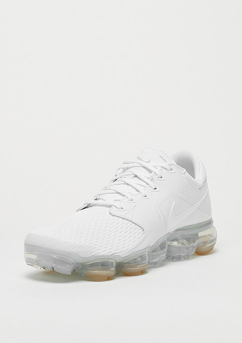 NIKE Running Air VaporMax (GS) white/white-metallic silver