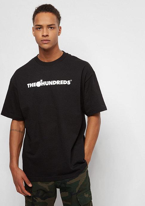 The Hundreds Forever Bar Logo black