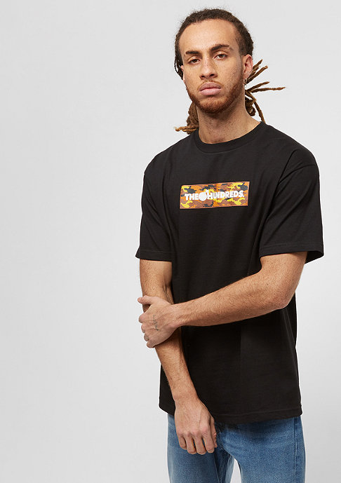 The Hundreds Camo Bar black