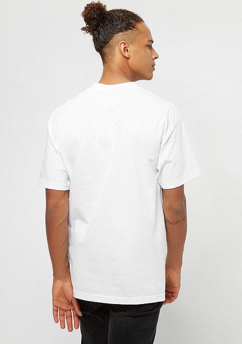 The Hundreds Camo Bar white
