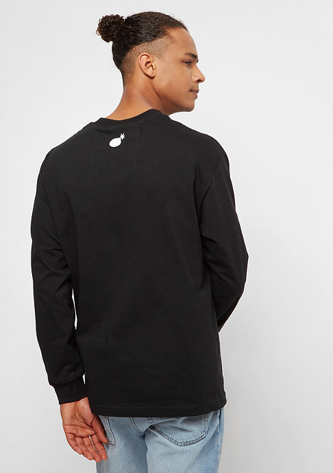 The Hundreds Forever Bar Logo black