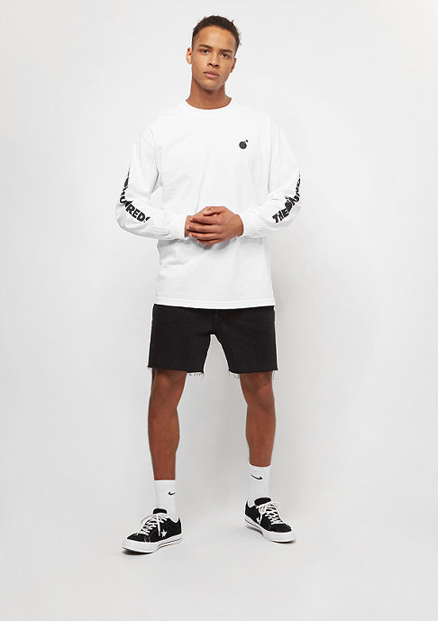 The Hundreds Forever Solid Bomb Crest white