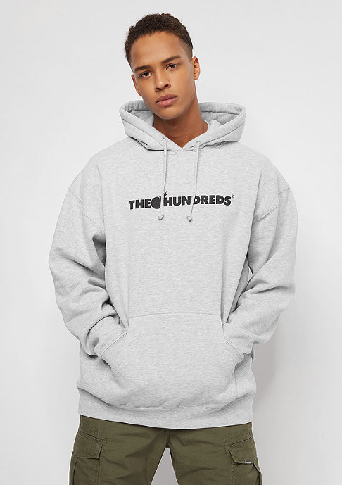 The Hundreds Forever Bar athletic heather