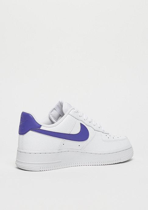 NIKE Air Force 1 white/rush violet-white