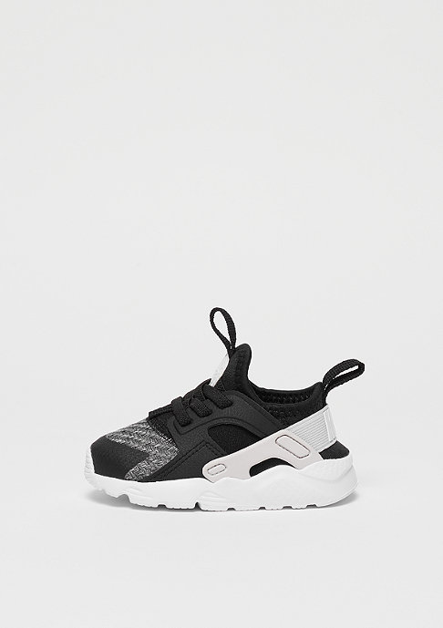 NIKE Air Huarache Run Ultra (TD) black/vast grey-white