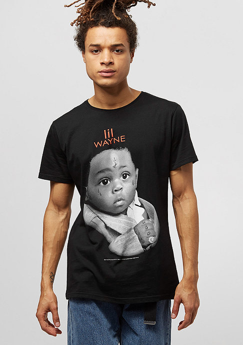 MERCHCODE Lil Wayne Child black
