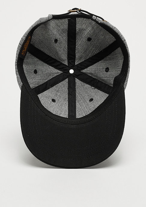 Flexfit Low Profile Denim Melange black/black