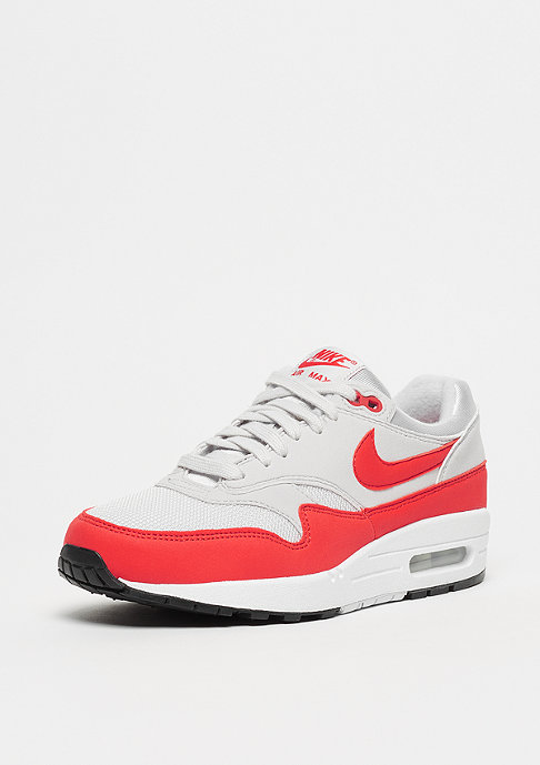 NIKE Wmns Air Max 1 vast grey/habanero red