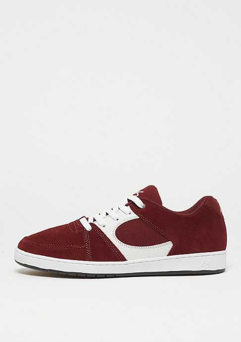 eS Accel Slim red/white/black