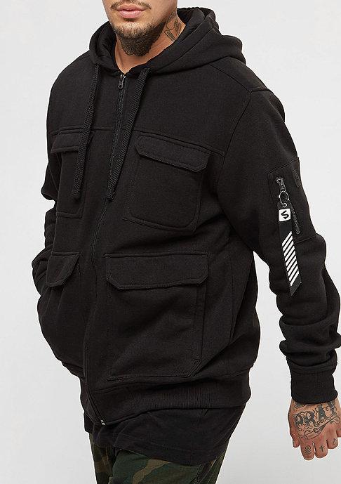 Southpole Fleece Group black