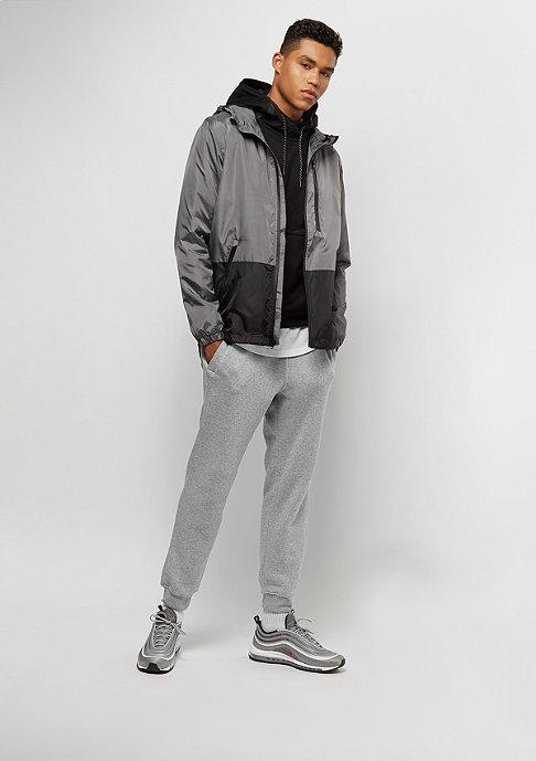 Southpole Windbreaker Anorak grey/black