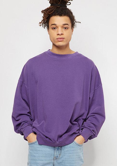 Cheap Monday Goal purple/used wash