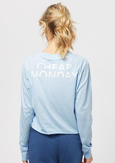 Cheap Monday Bed Spliced Cheap light blue
