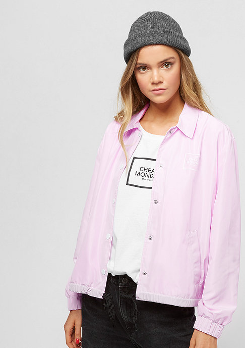 Cheap Monday Square Logo pale pink
