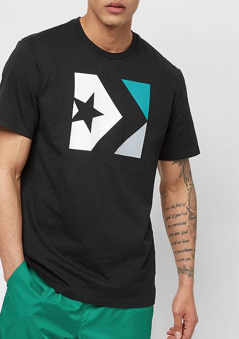 Converse Star Chevron Tri Color black