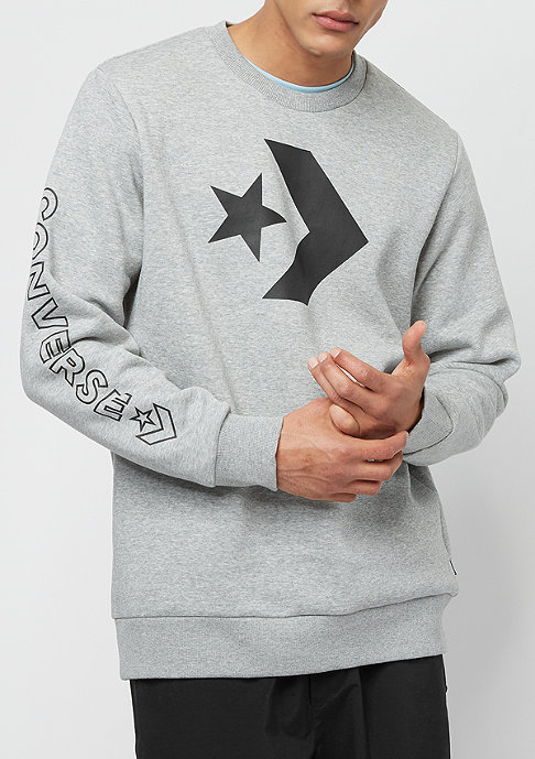 Converse Star Chevron Graphic vintage grey heather