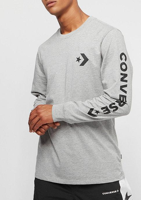 Converse Star Chevron Wordmark vintage grey heather