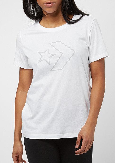 Converse Core Star Chevron white