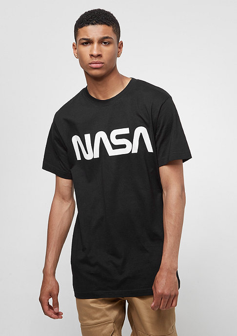Mister Tee NASA Worm black