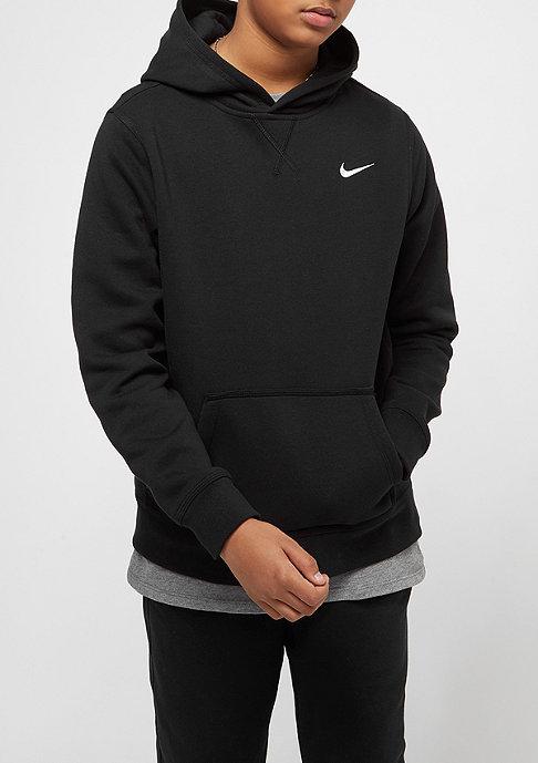 NIKE YA76 Brushed Fleece black/white