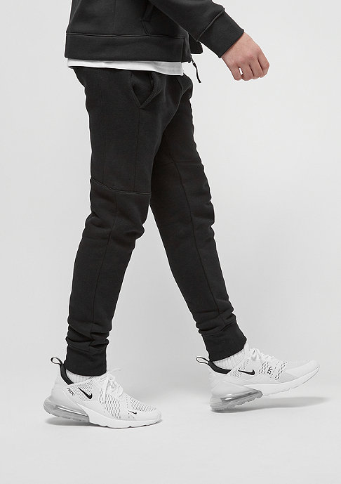 NIKE Junior Air black/black/white