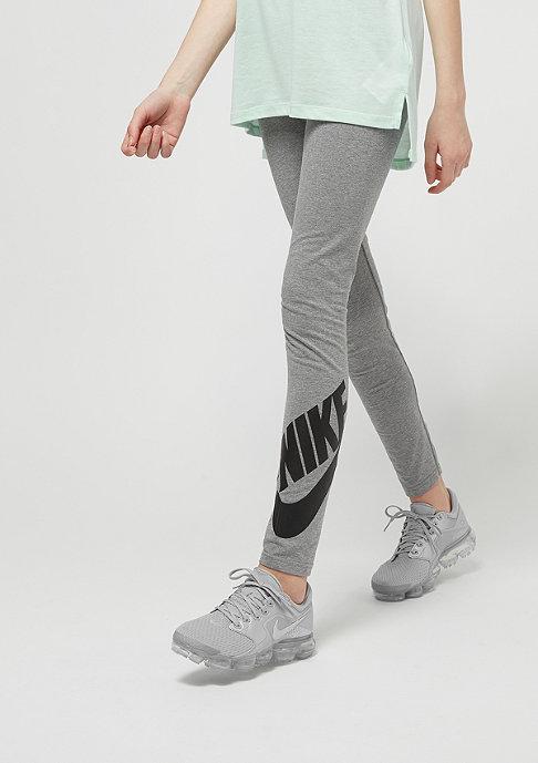 NIKE Junior Leg-A-See carbon heather/black