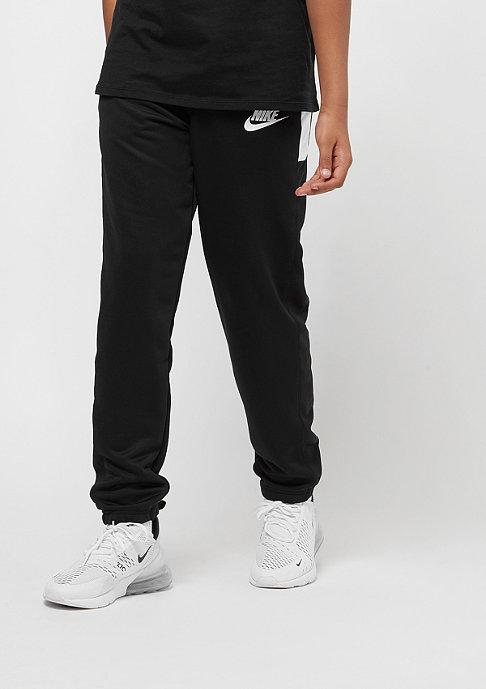 NIKE Junior Track Suit white/black/white