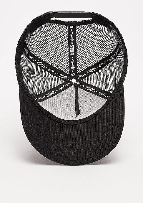 Djinn's HFT Tie Check black