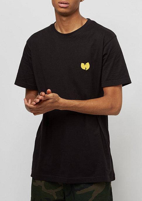 Wu-Wear Front-Back black