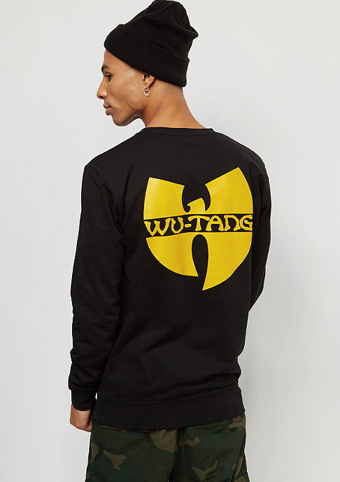 Wu-Wear Front-Back black